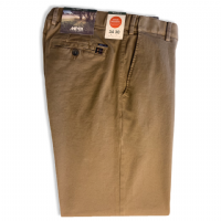 Winter Weight Cotton Blend Travel Trouser by Meyer - Style Oslo 2-5552/44